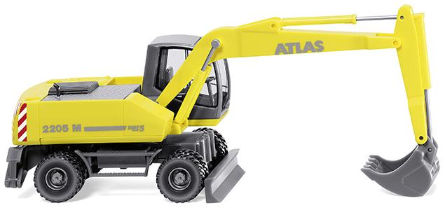 66103  Atlas 2005 M, graafmachine