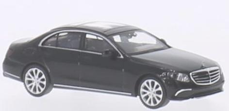 B66960374  Mercedes-Benz E-Klasse, zwart
