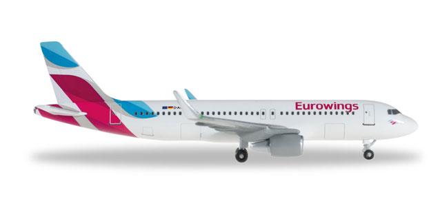 """528214-001  Airbus A320 """"Eurowings D-AEWE"""""""