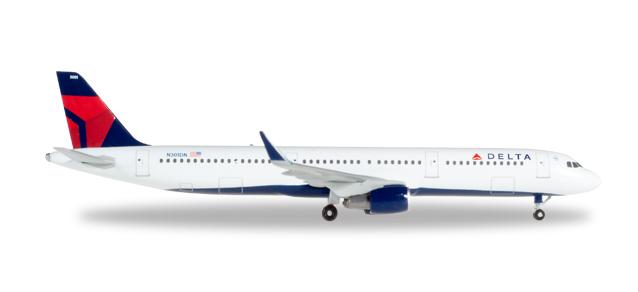 "529617  Airbus A321 ""Delta Air Lines"""