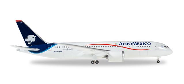 "529815  Boeing 787-8 Dreamliner ""Aeromexico"""