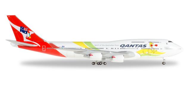 """529914  Boeing 747-400 """"Qantas Rio 2016"""""""