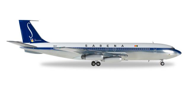 """558280  Boeing 707-320 """"Sabena (B)"""""""