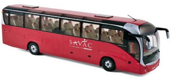 "530232  Irisbus Magelys 2007 ""Savac"", Norev"