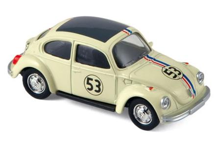 """310502  Volkswagen Beetle 1303 1973 """"No.53"""", Norev"""