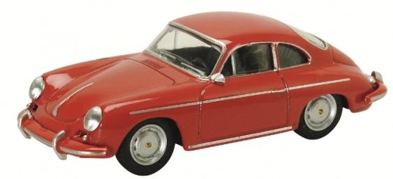 452013200  Porsche 356 Carrera 2, rood, Schuco