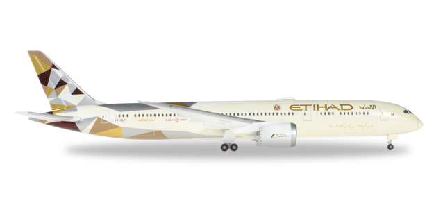 "527781-002    Boeing 787-9 Dreamliner ""Etihad Airways"""