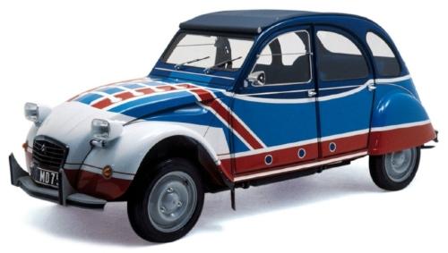 181498  Citroën 2CV 6 Basket, Norev