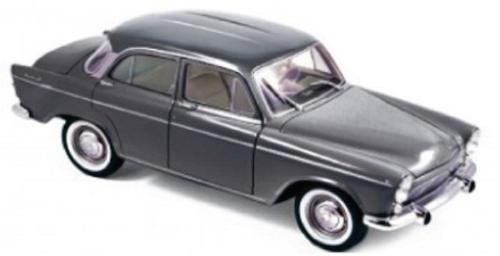 185717  Simca Aronde Monthéry Spéciale 1962, grijs met., Norev