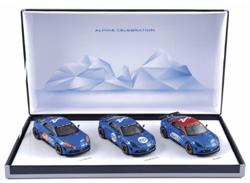 517853    Alpine Celebration 2015, Lim. Ed. 500st., Norev