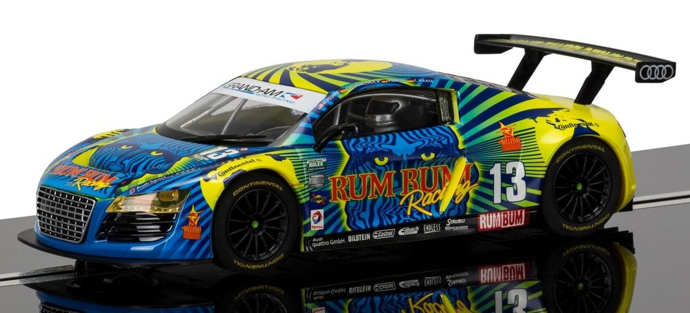 3854    Audi R8 LMS Ultra 2013 Rolex Sports Car Series, Scalextric