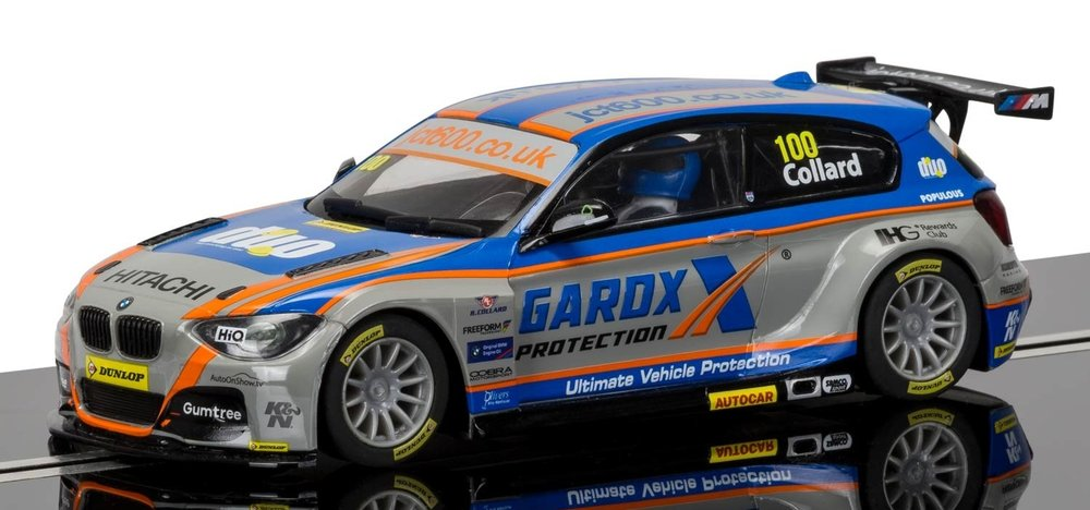 "3862    BMW 125 Series 1 BTCC ""BTCC 2016"", Scalextric"