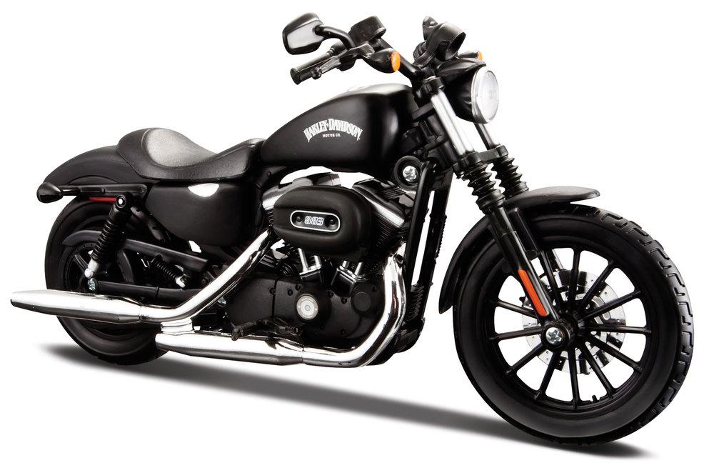 32326  2014 Harley Davidson Sportster Iron 883, Maisto
