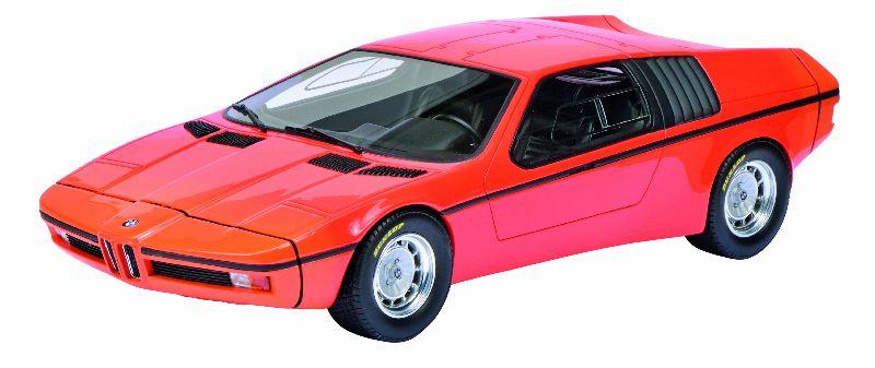 450008900  BMW Turbo X1 E25, oranje, Schuco Pro.R18