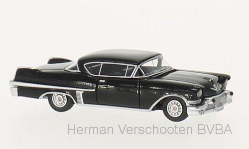 BOS87171  Cadillac Series 62 Hardtop Coupé, zwart, Bos