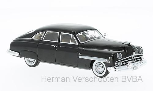 47010  Lincoln Cosmopolitan 4-door, zwart, Neoscale Models