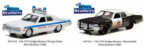 "44710    ""The Blues Brothers"", Greenlight"