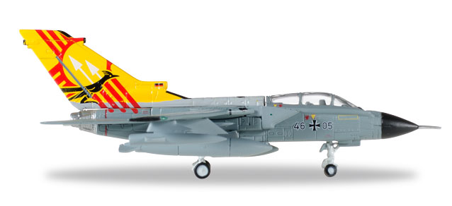 "558211    Panavia Tornado ""Luftwaffe Holloman AFB"", Herpa Wings"