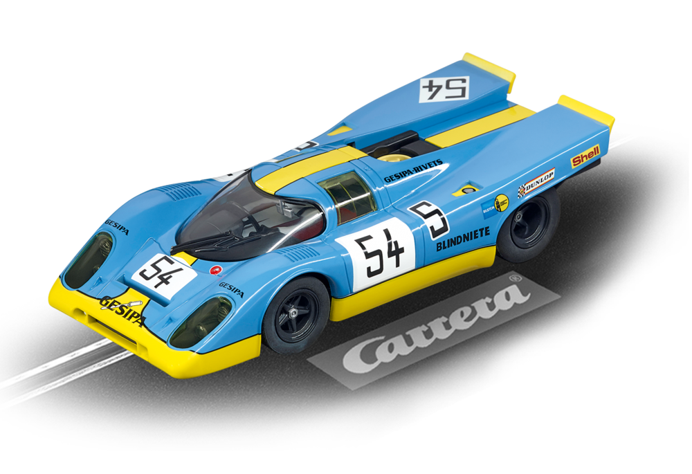 "27552    Evo Porsche 917K ""Gesipa Racing Team, No.54"", Carrera"
