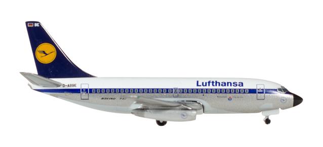 """530248  Boeing 737-200 """"Lufthansa"""", Herpa Wings"""