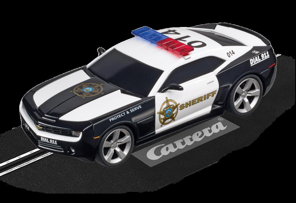 "27523  Evo Chevrolet Camaro ""Sheriff"", Carrera"