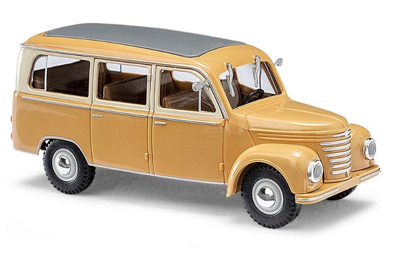 51252  Framo V901/2 Bus, bruin Busch