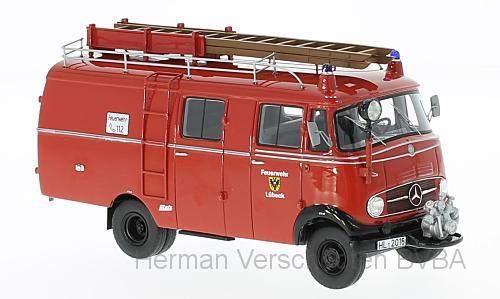 """96806  Mercedes-Benz L319 """"Feuerwehr"""", Neoscale Models"""