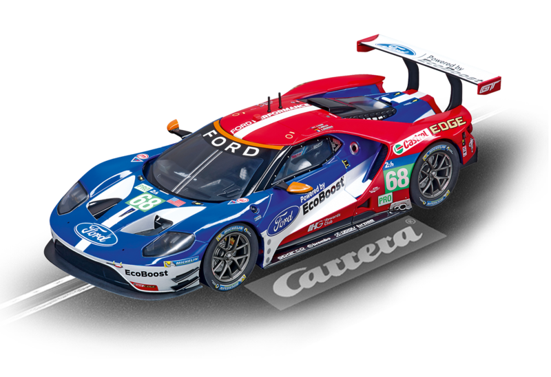 "23832    DIG124 Ford GT Race Car ""No.68"", Carrera"