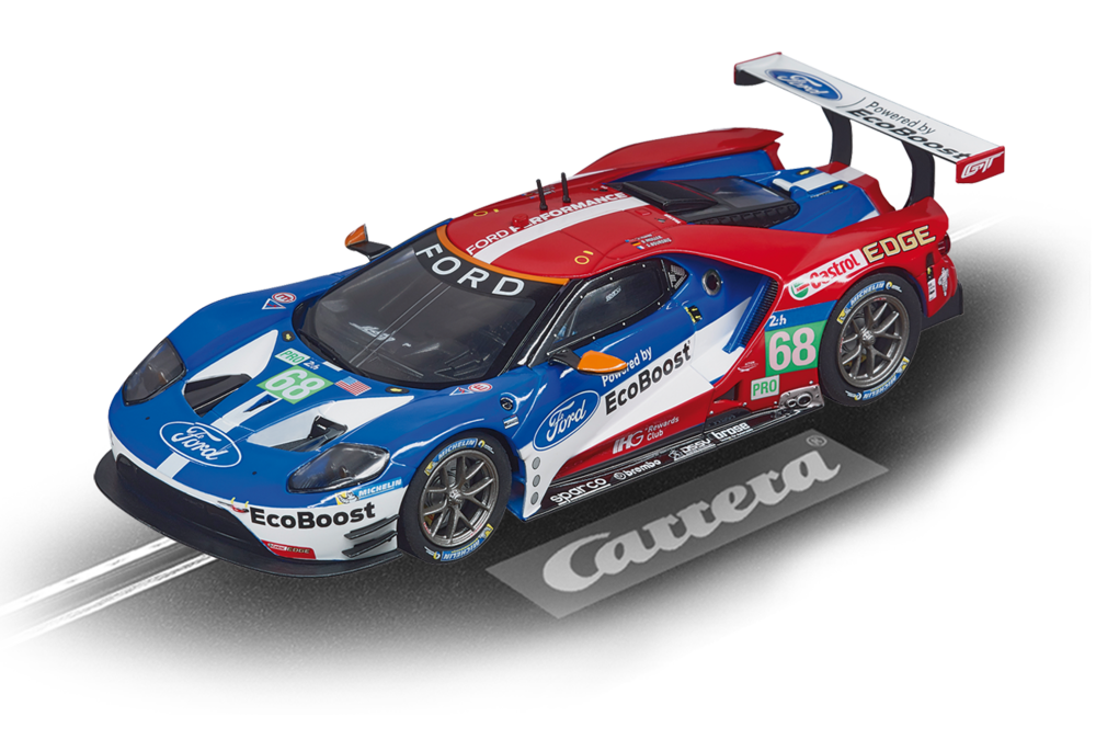 "30771    DIG132 Ford GT Race Car ""No.68"", Carrera"