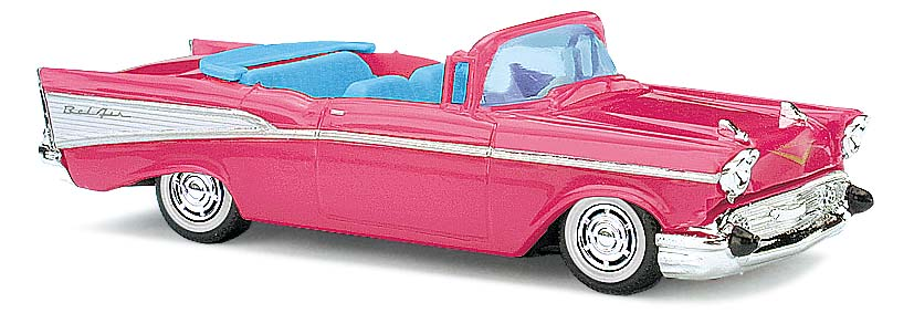 45031    Chevrolet Bel Air, roze, Busch