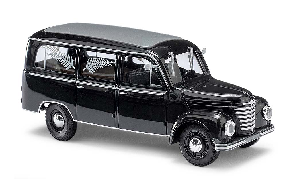 51257  Framo V901/2 Bus, Begrafeniswagen, Busch