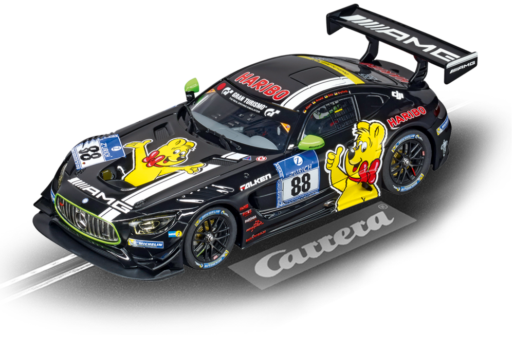 "30782    DIG132 Mercedes-Benz AMG GT3 ""Haribo Racing, No.88"", Carrera"