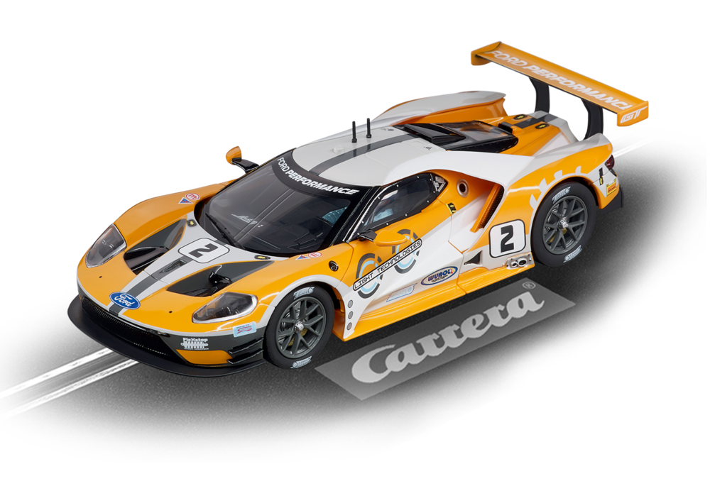"30786    DIG132 Ford GT Race Car ""No.2"", Carrera"