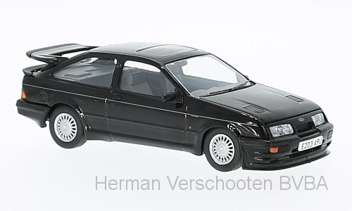 VA11705    Ford Sierra RS500 Cosworth, zwart, Corgi