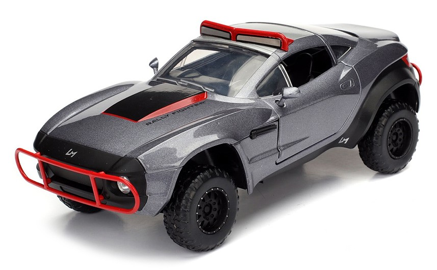 "98297    Letty's Rally Fighter, ""The Fast And The Furious"", Jada Toys"