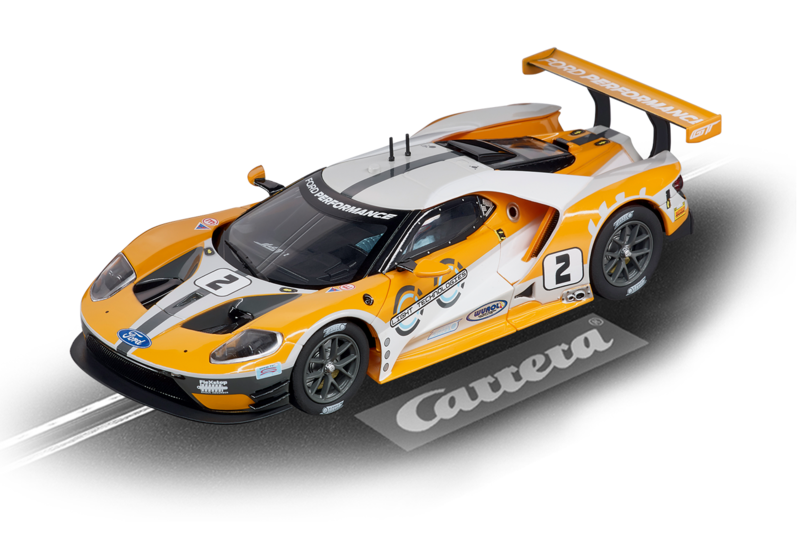 "27547    Evo Ford GT Race Car ""No.2"", Carrera"
