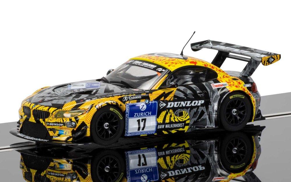 "3847  BMW Z4 GT3 ""24hr Nürburgring"", Scalextric"