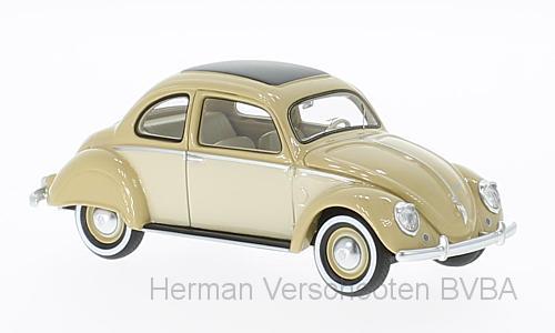 47055  VW Stoll Coupé, beige, Neoscale Models