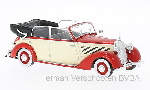 WB224    Mercedes 230 (W153) Cabriolet, Whitebox