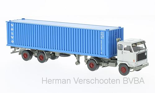 52303    Containertruck (Volvo F89), Wiking