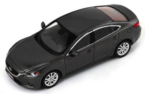 PRD403  Mazda 6 Atenza 2013 donkergrijs, PremiumX