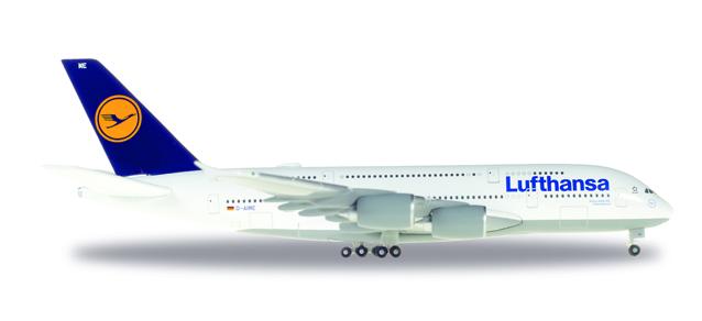 "515986-004  Airbus A380-800 ""Lufthansa (D-AIME)"", Herpa Wings"