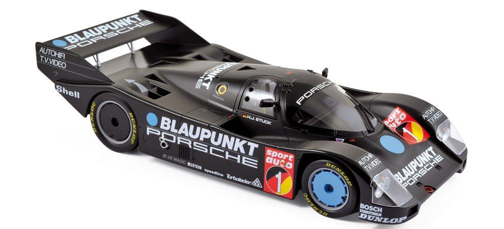 "187411  Porsche 962 C ""Winner Nürburgring 1986"", Norev"