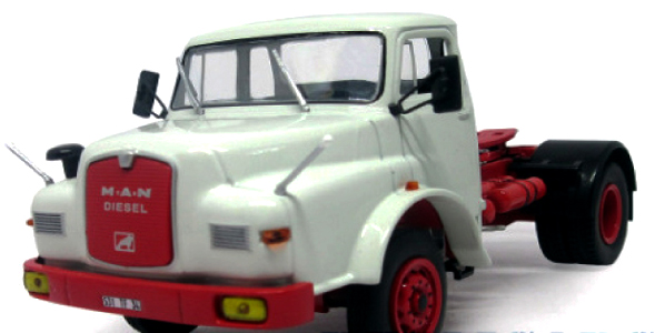 TR003  MAN 19.280H 1971, Ixo