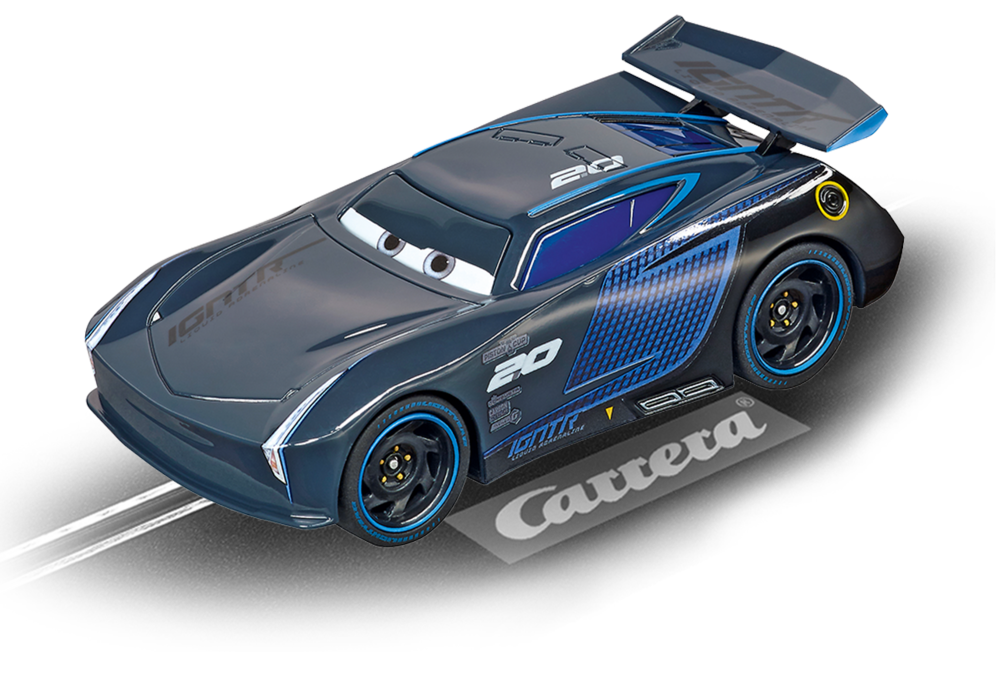 "64084    Disney ""Cars 3, Jackson Storm"", Carrera"