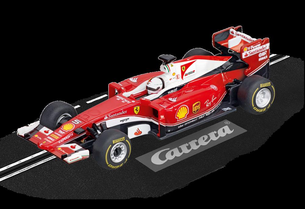 "64086  Ferrari SF16-H ""S.Vettel, No.5"", Carrera Go!!!"