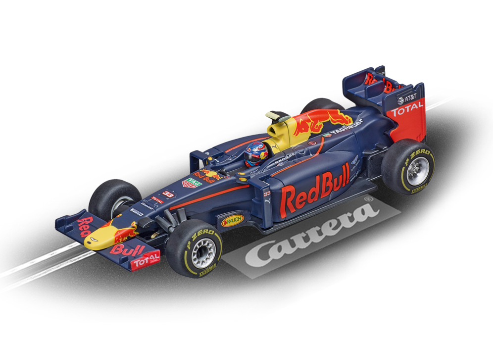 "64087    Red Bull RB12 ""M.Verstappen, No.33"", Carrera Go!!!"
