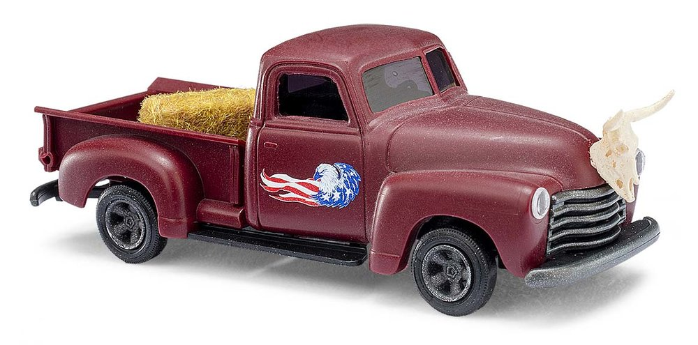 48237    Chevy Pick-Up Ranch Truck, Busch