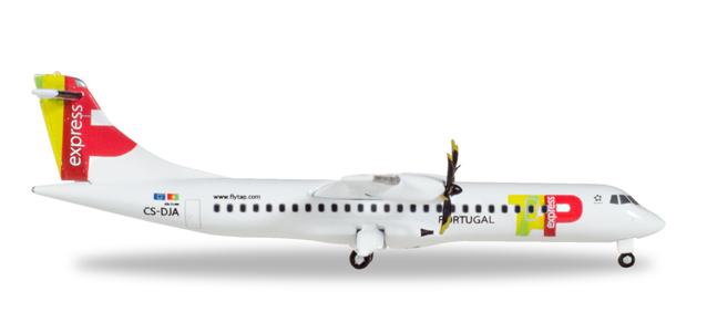 "530064  ATR-72-600 ""TAP Express"", Herpa Wings"