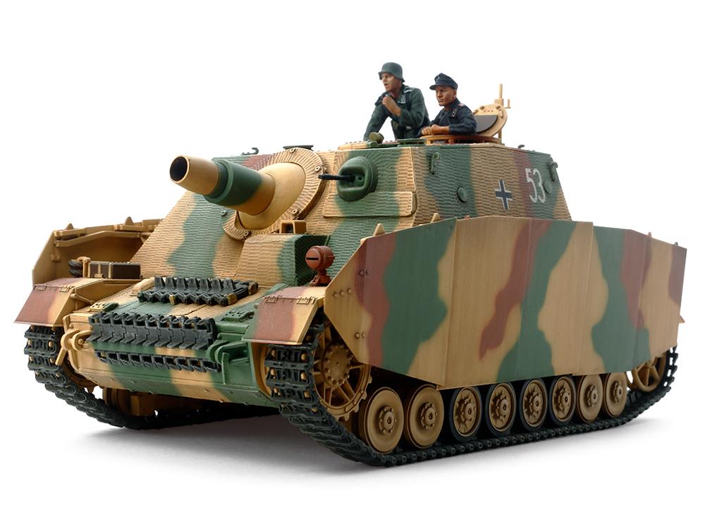 35353  Sd.Kfz.166 Sturmpanzer IV Brummbär Späte Produktion, Tamiya